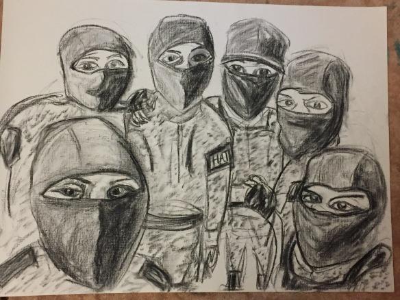 YPJ drawing